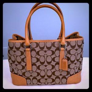 COACH Signature Bag